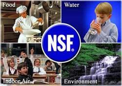 NSF International National Sanitation Foudation